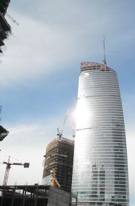 Башня федерации Москва-Сити
