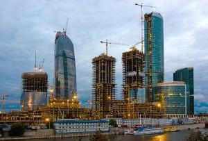 Комплекс Москва-Сити начнут достраивать уже в мае