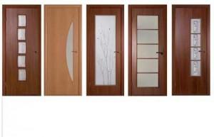 Особенности межкомнатных деревянных дверей